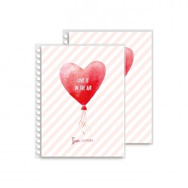 Love Balloon Yedek Kapak
