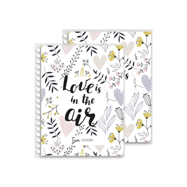 Love Is In The Air Yedek Kapak