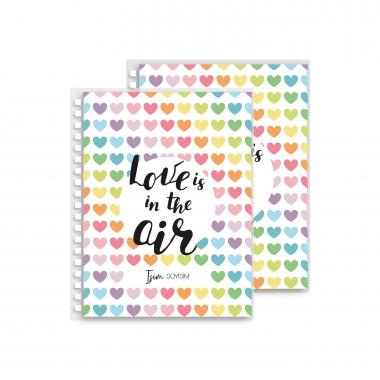 Love Is In The Air 2 Yedek Kapak