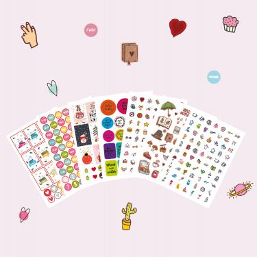 Klasik Miya 2020 Sticker Seti