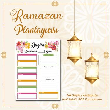 Ramazan Planlayıcısı