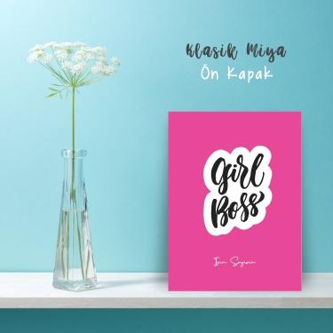 Pink Girl Boss