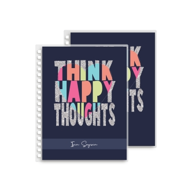 Think Happy Yedek Kapak