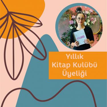 Miya Kitap Kulübü - Kişisel Dönüşüm Atölyesi Yıllık Üyelik