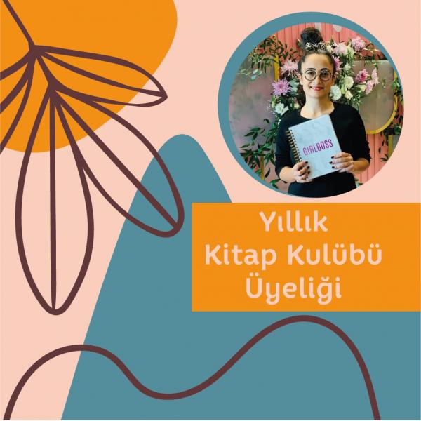 Miya Kitap Klübü Yıllık Üyelik