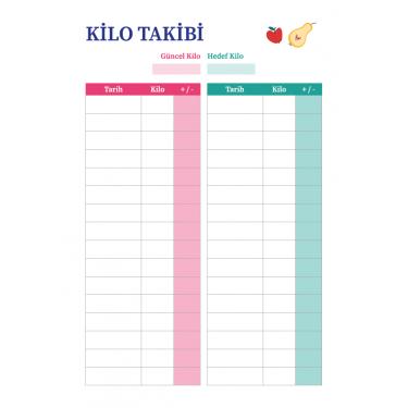 Kilo Takibi