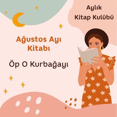 Miya Kitap Kulübü - Ağustos Ayı - Kişisel Dönüşüm Atölyesi Aylık Üyelik