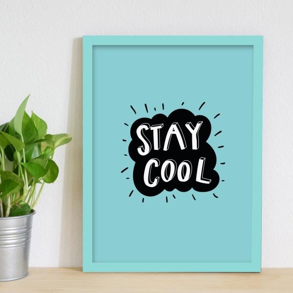 Stay Cool-Turkuaz