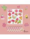Sweet 8'li Sticker Seti