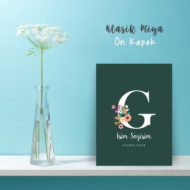 """Yeşil Alphabet Serisi """"G"""""""