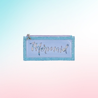 Mermaid Liquid Pencil Case