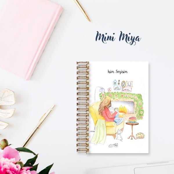 Book Lover - Mini Miya
