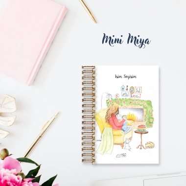 Book Lover - Mini Miya