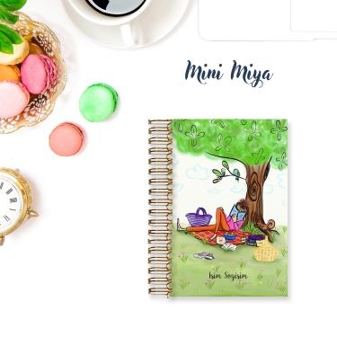 Mini Bookmania 3  by Esra Eba