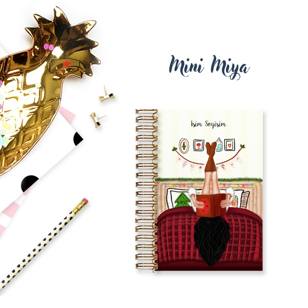 Bookmania by Esra Eba - Mini Miya