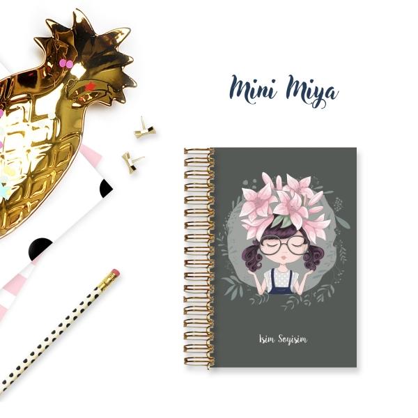 Çiçek Kız - Mini Miya