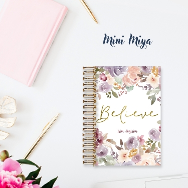 Floral Believe - Mini Miya