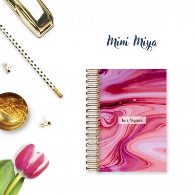 Pembe Blur - Mini Miya