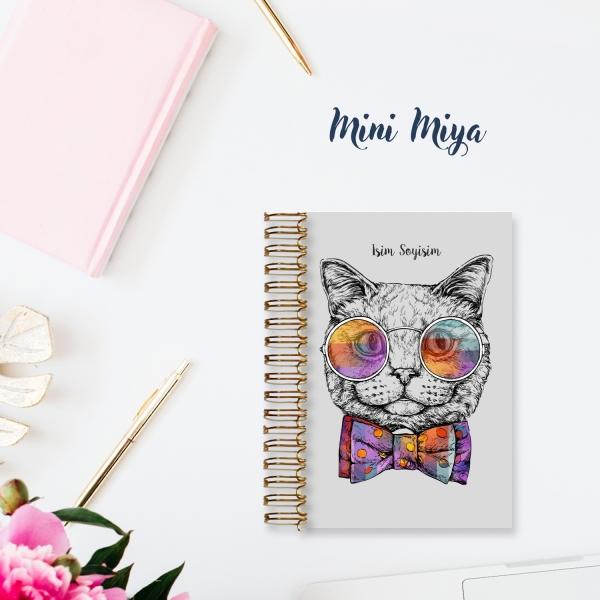 Retro Cat - Mini Miya