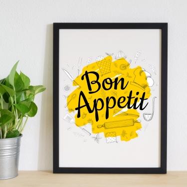 Bon Appetıt