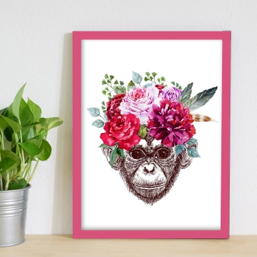 Süslü Maymun