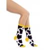 İnek Kadın Çorap