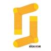 Sarı Çizgili Erkek Çorap
