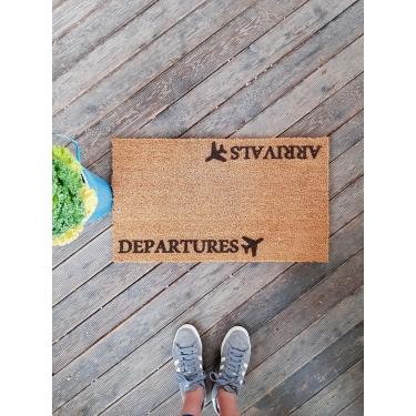 Arrıvals&Departures Paspas