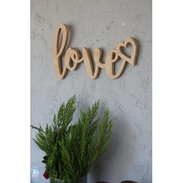 Love Natural Duvar Aksesuarı