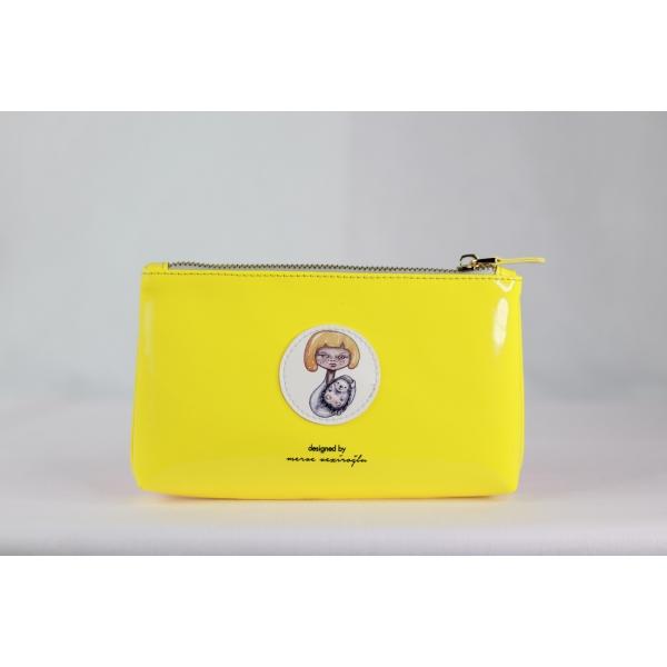 Sarı Baby Kalem Kutu