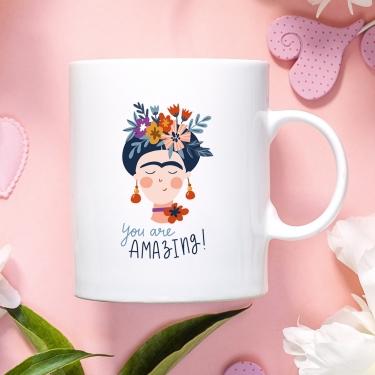 Amazing Frida Mug