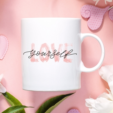 Love Yourself Mug