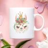 Queen Lama Mug