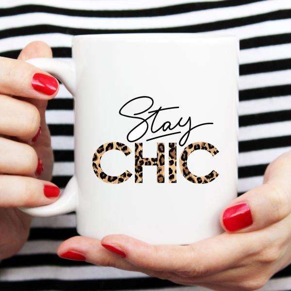 Stay Chic Mug