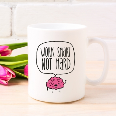 Work Smart Mug