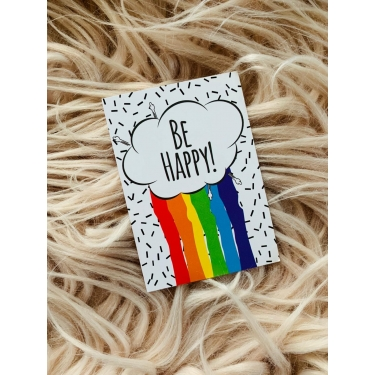 Be Happy Motto Kart