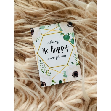 Always Be Happy Motto Kart