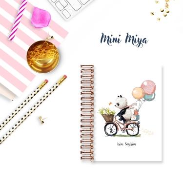Bisikletli Pancacık - Mini Miya