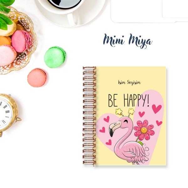 Happy Flamingo - Mini Miya