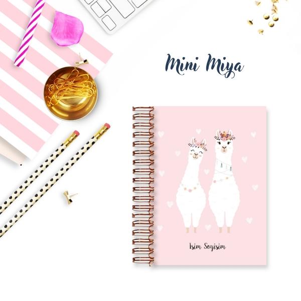 Romantik Lamalar - Mini Miya