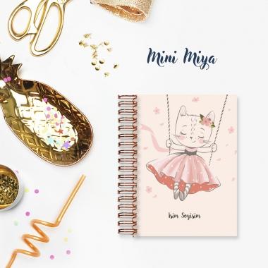 Süslü Kedi - Mini Miya