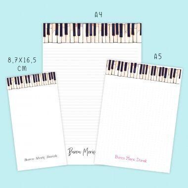 Piyano Miyanot Seti