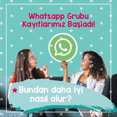 Bundan Daha İyi Nasıl Olur?  Whatsapp Grubu 01