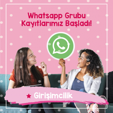 Girişimcilik Whatsapp Grubu 02