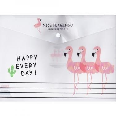 Flamingo Çıtçıtlı Dosya