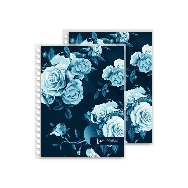 Blue Roses Yedek Kapak