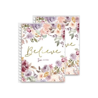 Floral Believe Yedek Kapak