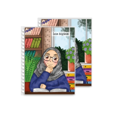 Kitapsever by Pembeyazkedi Yedek Kapak
