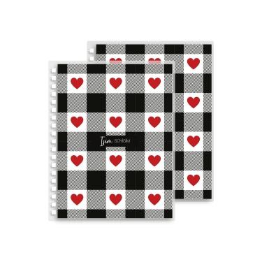 Love Heart Yedek Kapak